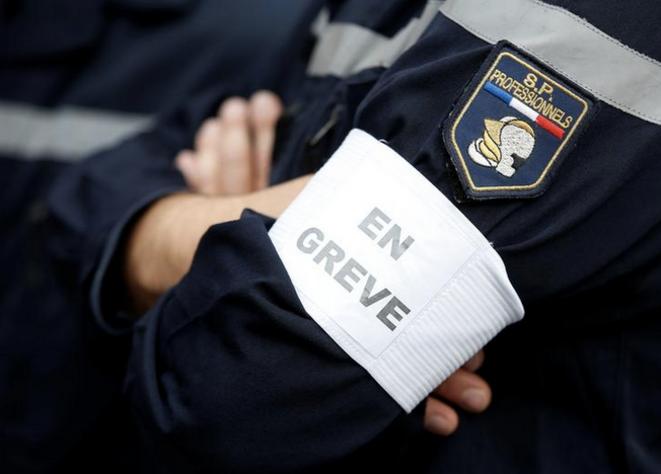 Dans une manifestation à Strasbourg, le 7 septembre 2019. © REUTERS/Vincent Kessler