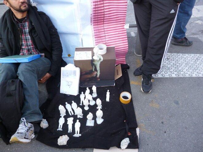 Mohamed Bourouissa, L'Utopie d'August Sander, 2012. Avec l'aimable autorisation de l'artiste et kamel mennour, Paris/London. ADAGP (Paris) 2019 © Mohamed Bourouissa, courtesy of the artist & Kamel Mennour