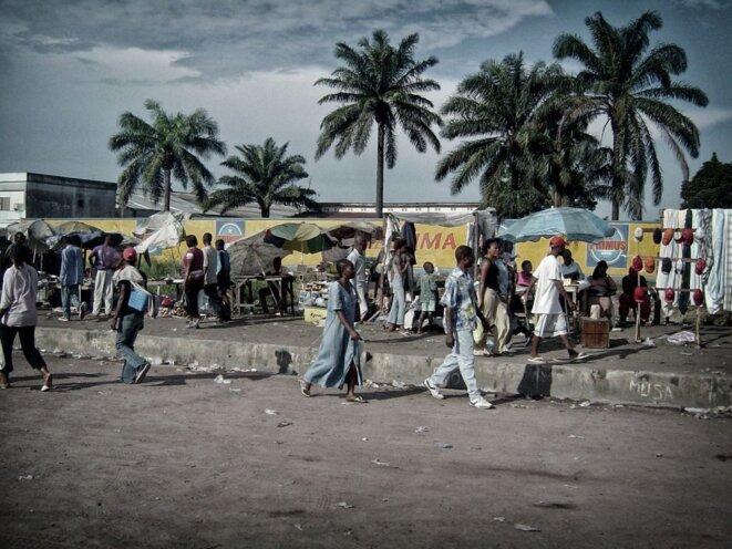 Kinshasa © Ch. Rigaud - Afrikarabia