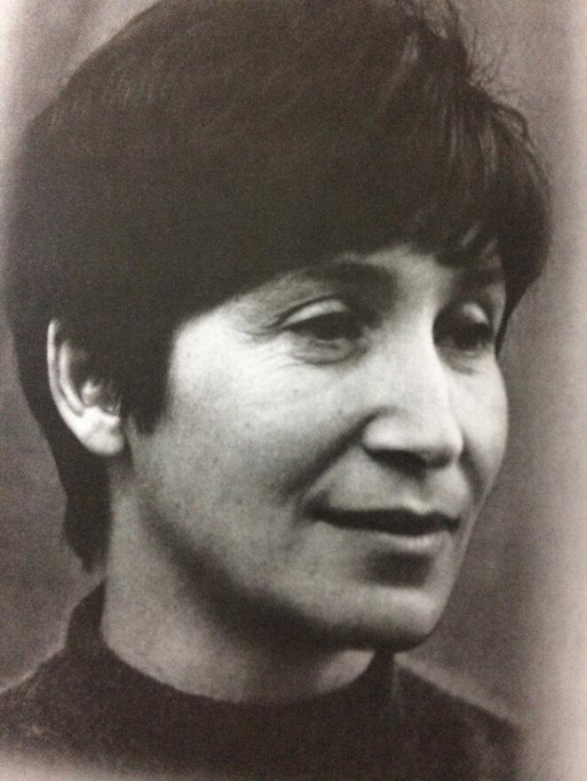 Márta Kurtág à 41 ans, le 5 novembre 1969. © Sándor Nagygyörgy. Courtesy Budapest Music Center.