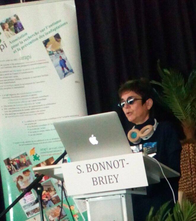 Stéf Bonnot-Briey à l'Université d'Automne de l'ARAPI