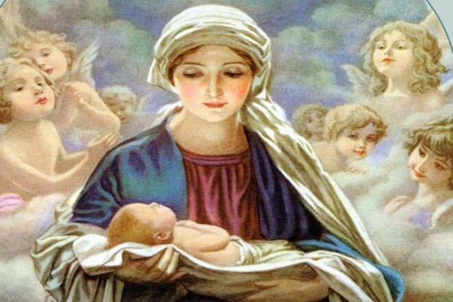 Vierge à l'Enfant © DR