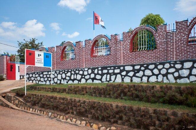 Rwanda - Le FPR à Gitarama © Emmanuel Cattier