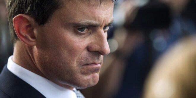 """En 2016, Manuel Valls avait lancé un débat sur la """"mode islamique"""" suite aux vives contestations contre la loi Travail."""