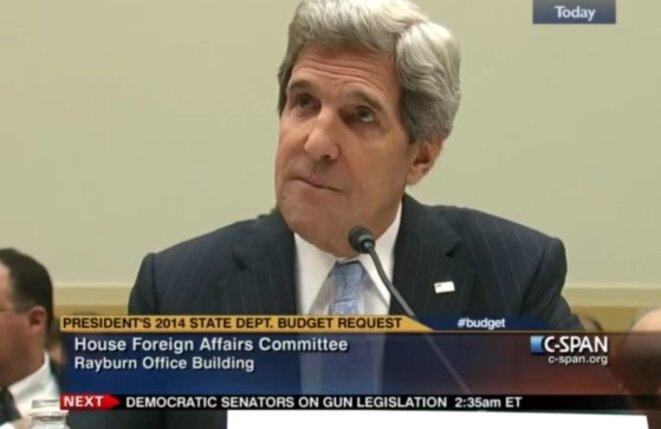 John Kerry 2014 budget State Dept