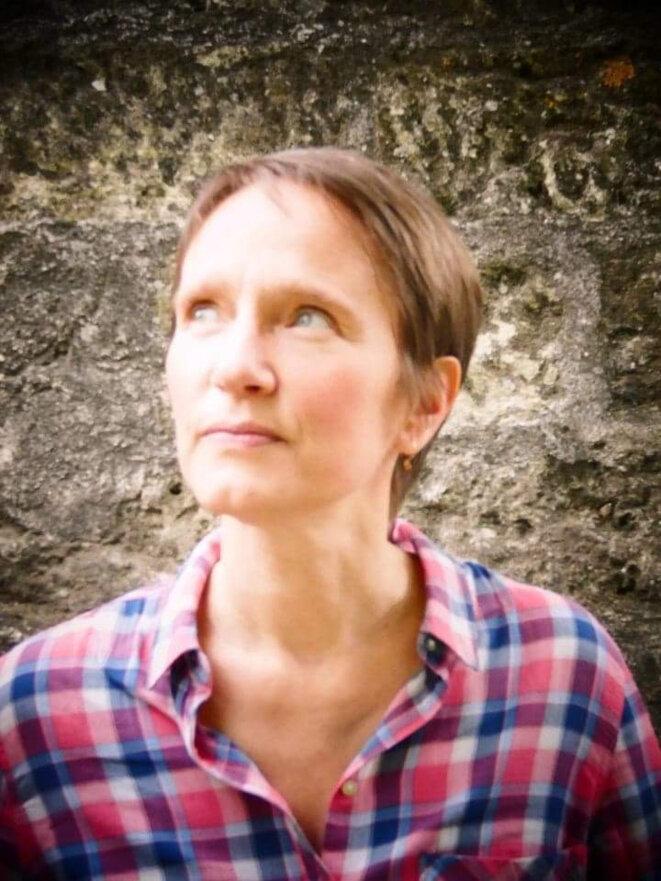 Portrait de l'auteure Fanny Saintenoy © Miléna Anthony