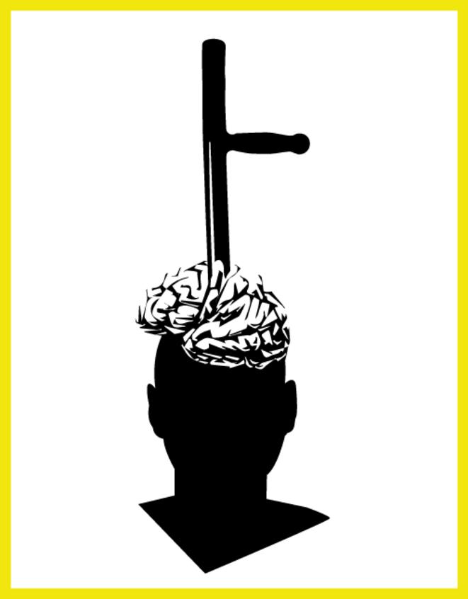 Illustration de ce matraquage © CC Mélio Lannuzel