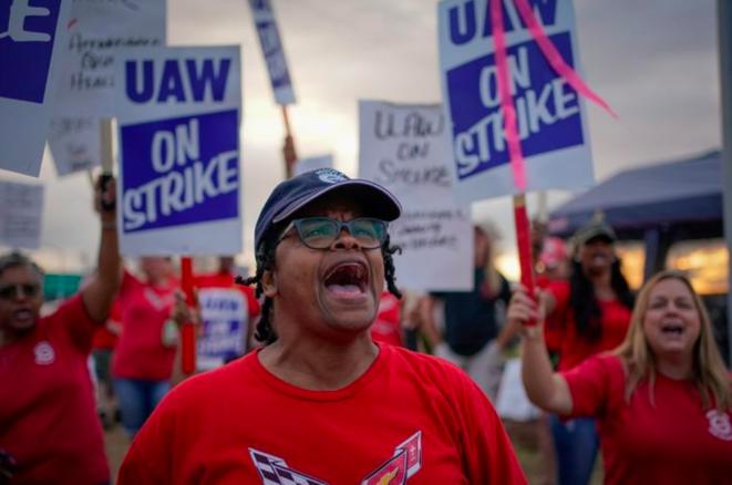 Aux Etats-Unis, les grèves font leur retour
