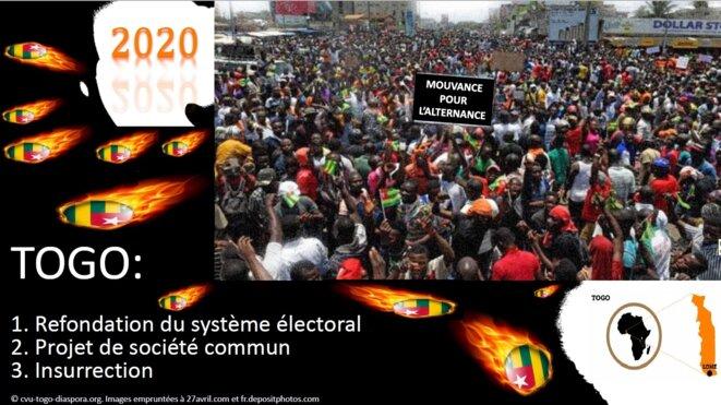 Election Présidentielle 2020 - créer un front commun avec une alternative crédible pour une dynamique de l'unité pour l'alternance