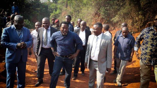 © Présidence RDC