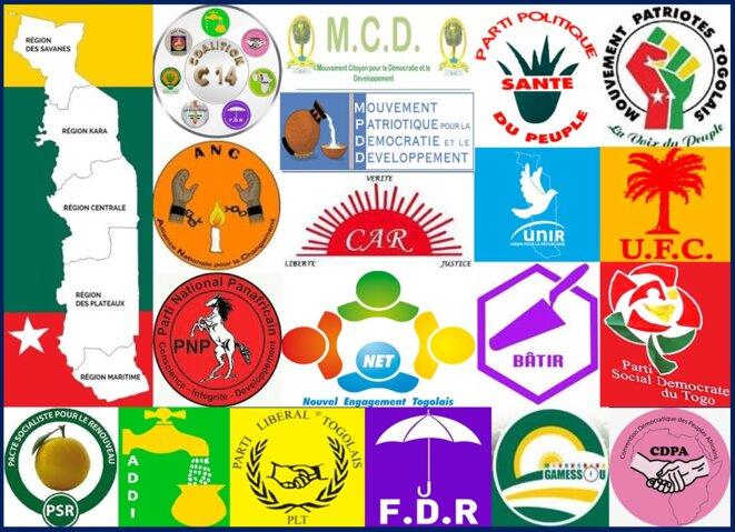 partis-politiques-togolais