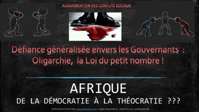 Afrique de la démocratie à la théocratie