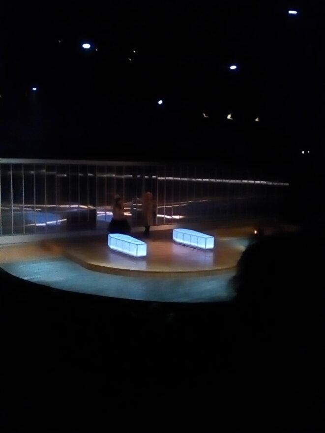Théâtre San Martin Salle Casacubierta -  Happyland