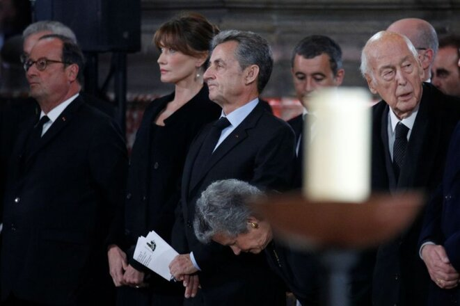 Obsèques de Jacques Chirac © Paris Match