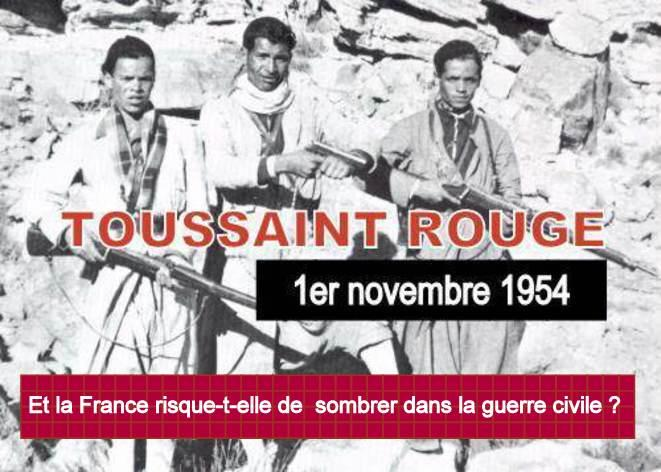 Toussaint rouge © Pierre Reynaud
