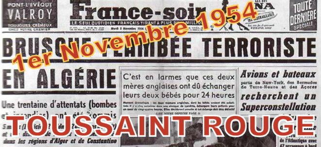 La Toussaint rouge ... © Pierre Reynaud