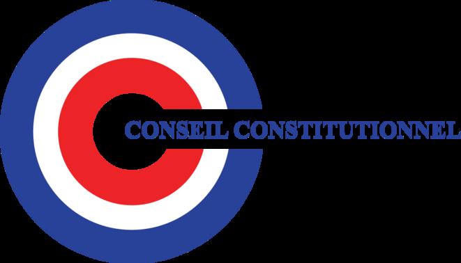 Logo du Conseil constitutionnel (2016). © J.-M. Wilmotte/Wikimedia Commons, domaine public