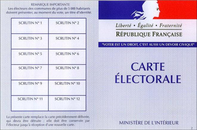 Carte électorale (modèle 2007). © Wikimedia Commons, domaine public.