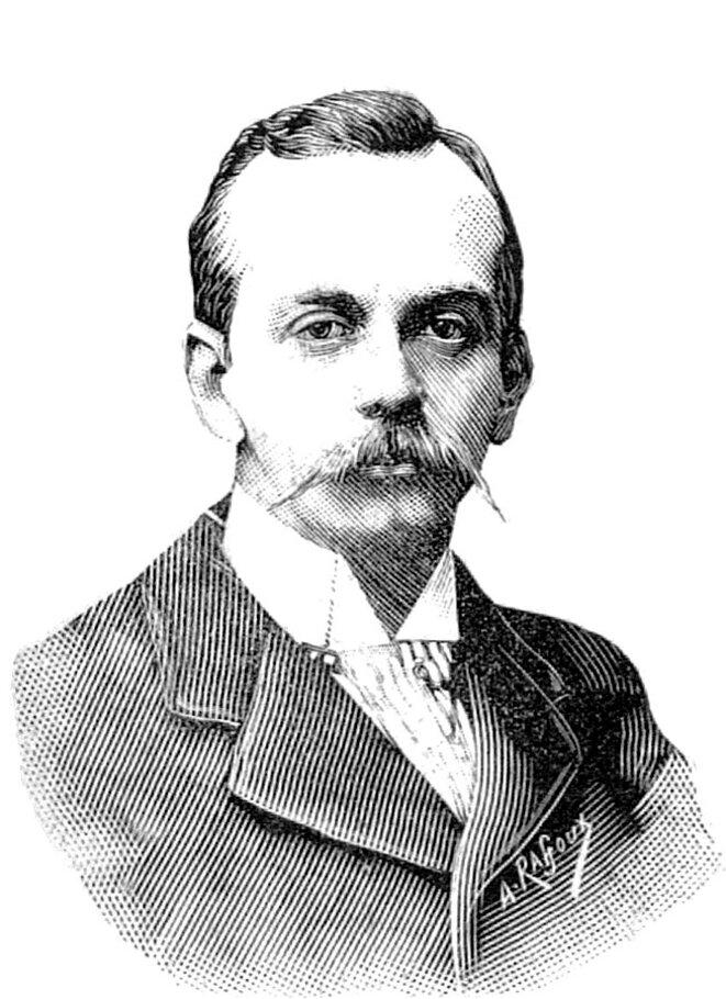 Marc Sangnier (1873-1950) en 1902. © Wikimedia Commons, domaine public.