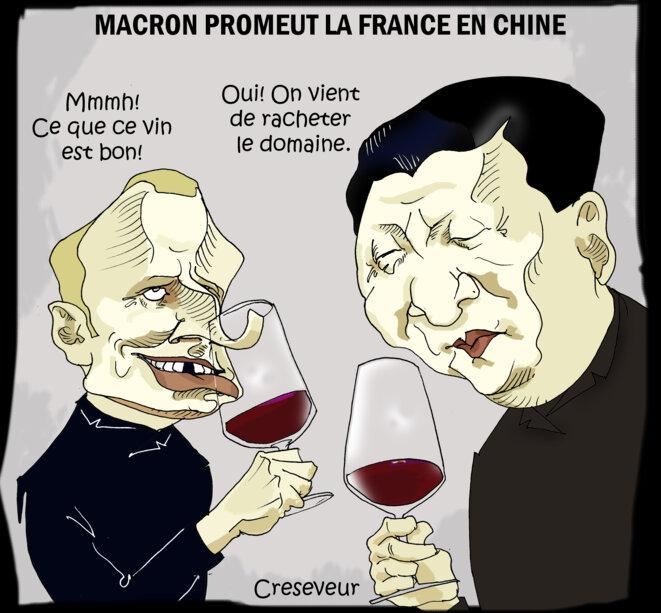 macron-veut-pousser-les-exportations-en-chine