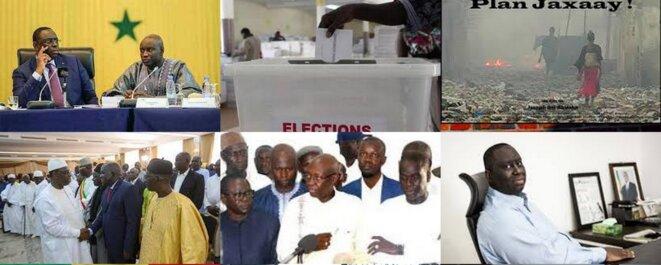 Report d'élections locales au Sénégal