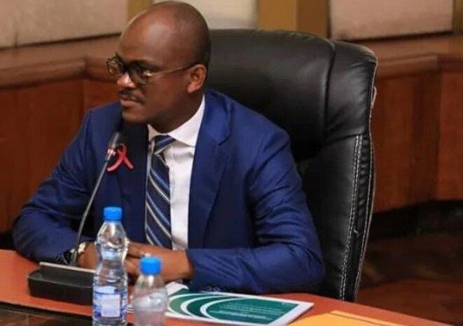 Monsieur Emmanuel Norbert Tony ONDO MBA.