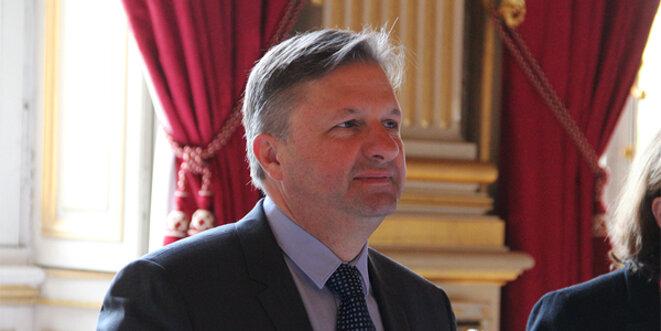Le Vice-président de l'Assemblée Nationale, Sylvain Waserman. © Eurojournalist.eu / CC-BY-SA 4.0int