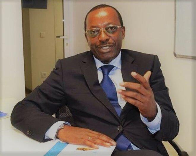 Monsieur Théophile Ogandaga