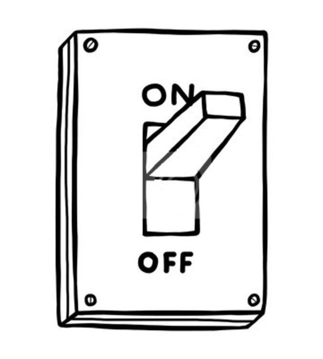 Un joli interrupteur