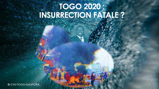 Election présidentielle 2020 au Togo - L'insurrection fatale?