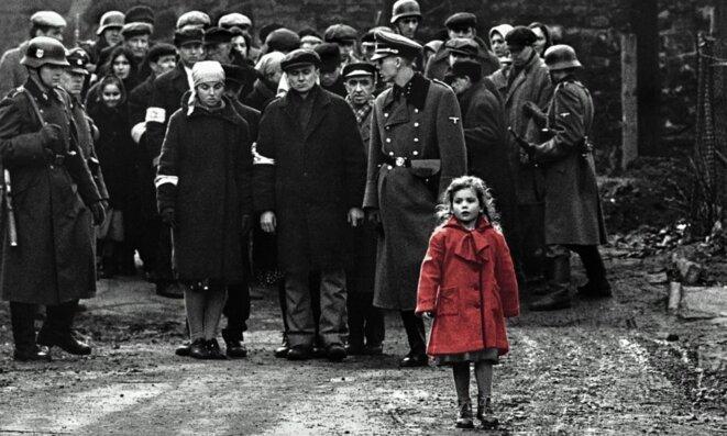 Steven Spielberg, La liste de Schindler, 1993.