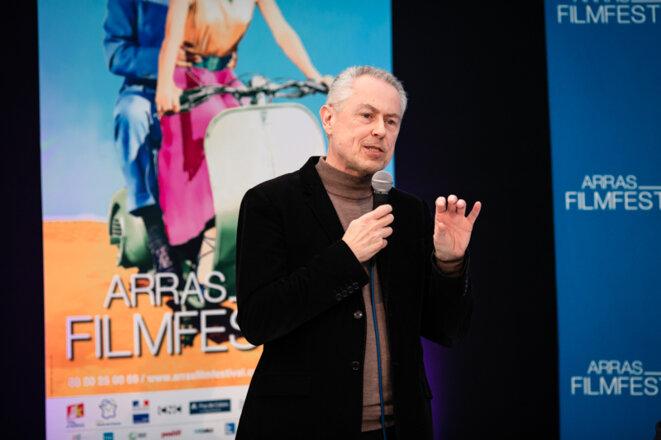 Éric Miot © Léa Rener - Arras Film Festival
