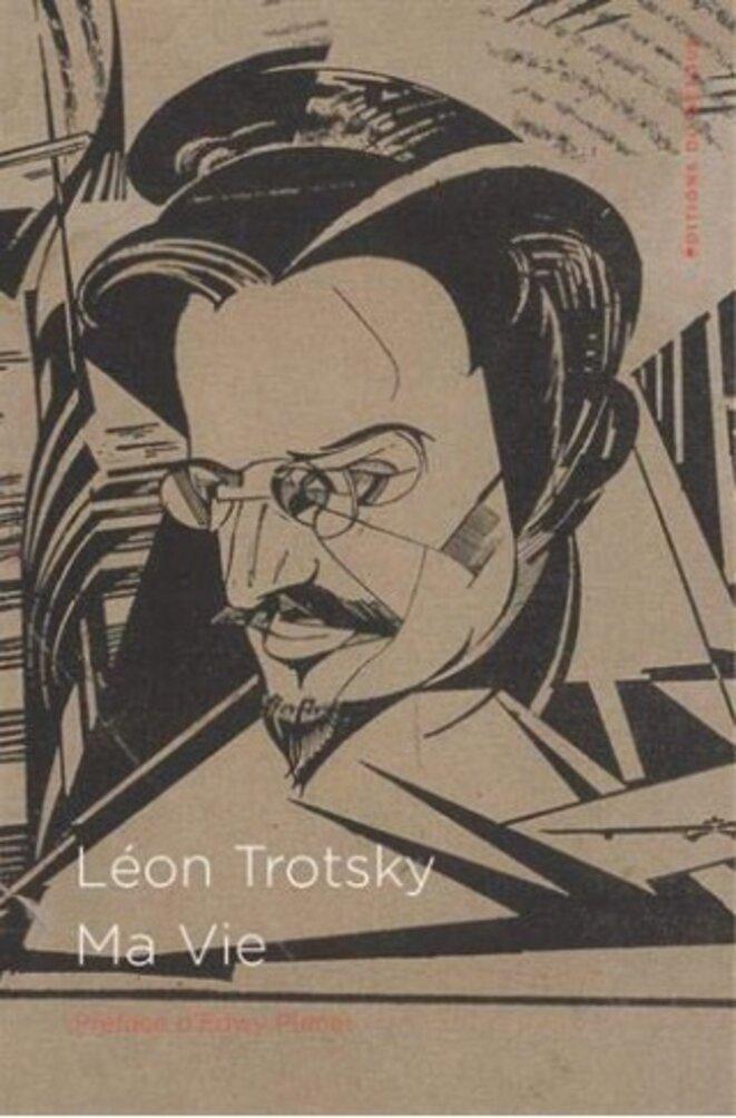 Ma Vie de Léon Trotsky aux Éditions du Détour