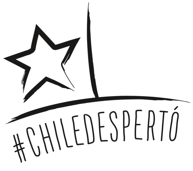 Dessin #chiledespertó © Carlos Garrido Gutierrez