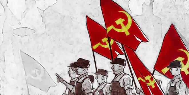 Communisme © FRANC SERRES