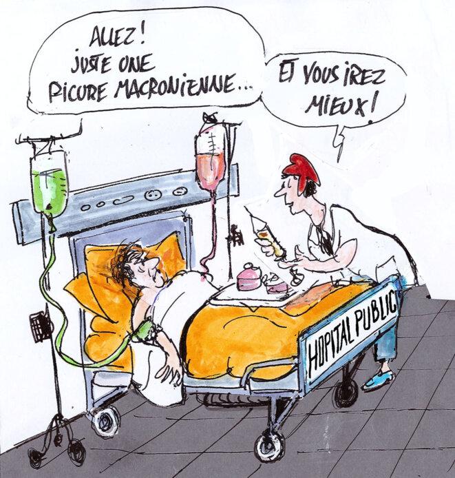 Hôpital © Calvi