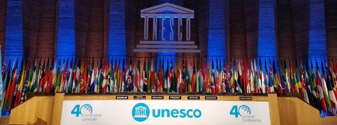 UNESCO- 40e session de la Conférence générale 12-27 novembre 2019