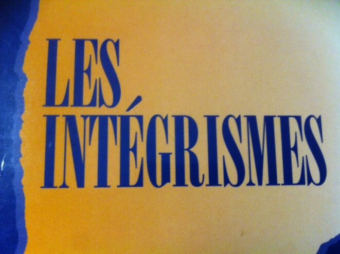 integrismes CD