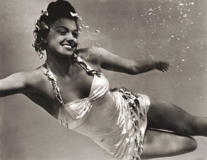 L'actrice et championne de natation américaine Esther Williams © Bridgeman Images