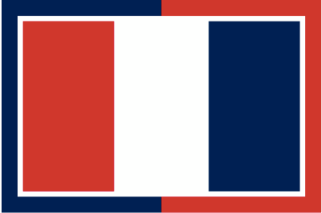 24 octobre 1790 - pavillon français unique créé par l'Assemblée Constituante © https://upload.wikimedia.org/wikipedia/commons/thumb/3/3f/Ensign_of_France.svg/220px-Ensign_of_France.svg.png