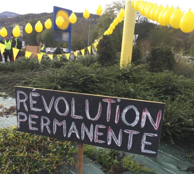 Révolution permanente © ©AB