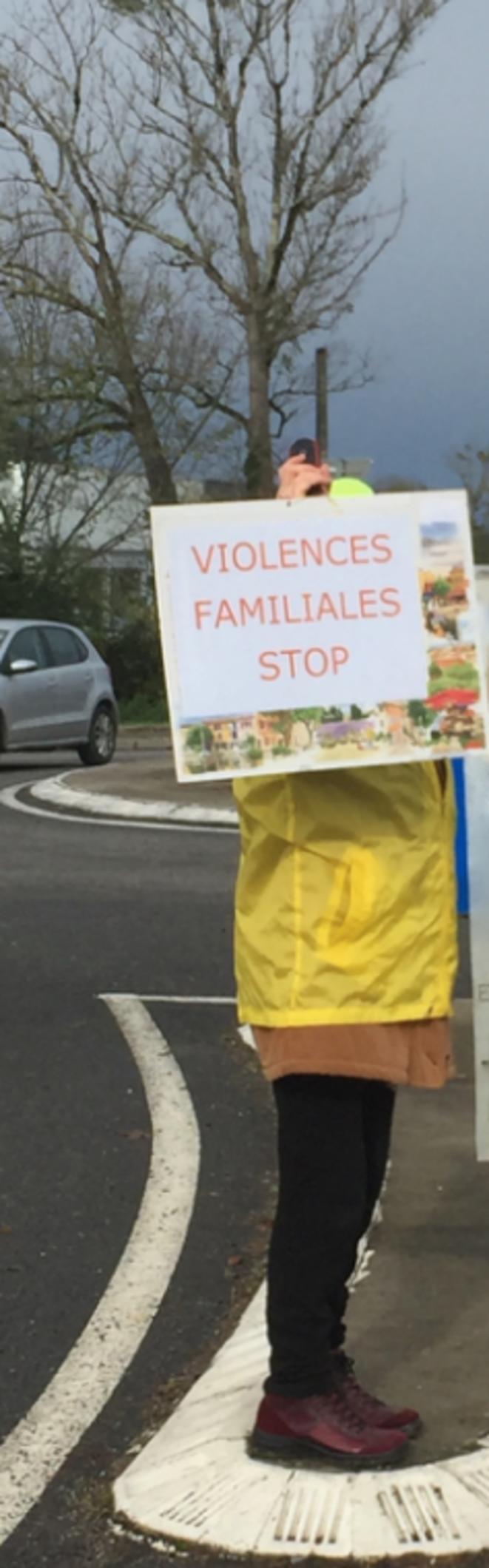 Violences faites aux femmes STOP ! © ©AB