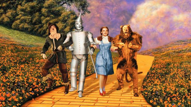"""Le Magicien d'Oz"" (The Wizard of Oz) réalisé par Victor Fleming © Warner Bros."