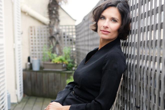 Noémie Kocher en 2017. © Charlotte Schousboe