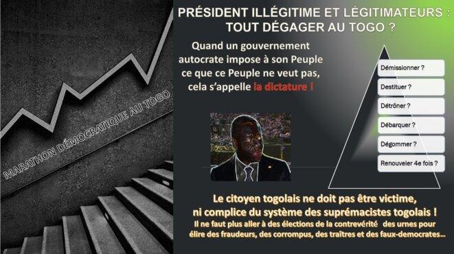 L'impossible alternance souhaitée par le Peuple sans report des élections !!!