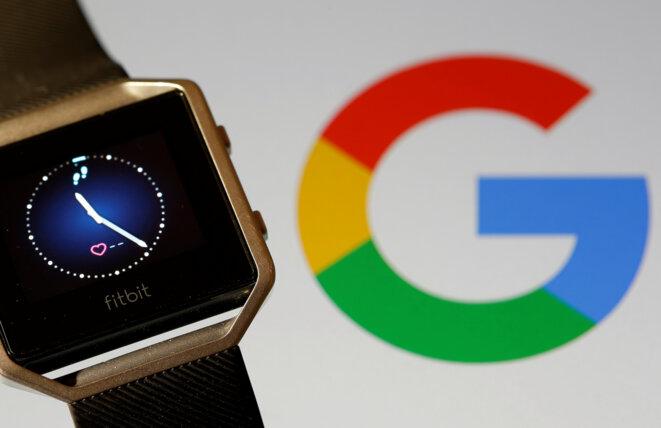 Début novembre, Google a racheté la société Fitbit, et mis la main sur l'une des plus importantes base de données d'activité sportive et de sommeil au monde. © Reuters