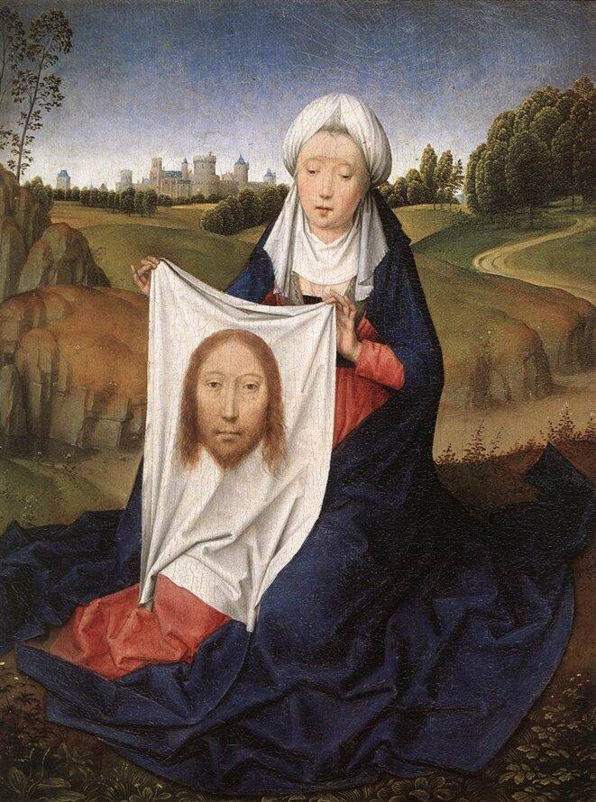 Hans Memling: «Sainte Véronique» (v. 1483). © Wikimedia Commons, domaine public