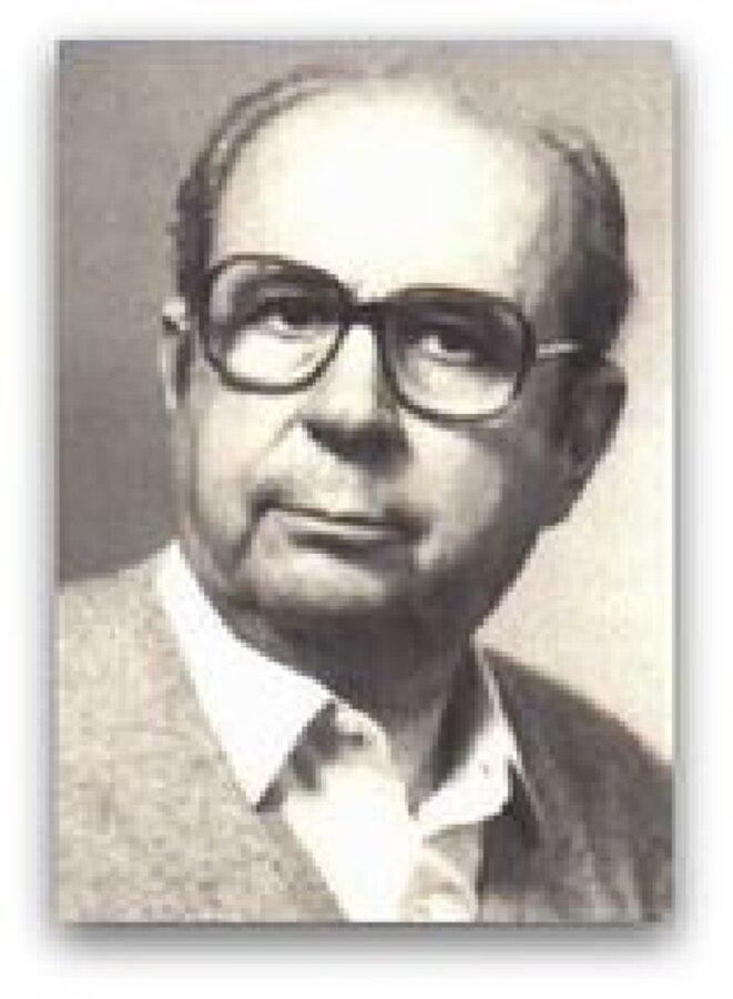 Nicolas Georgescu-Roegen (1906-1994), un des rares économistes dignes de ce nom.