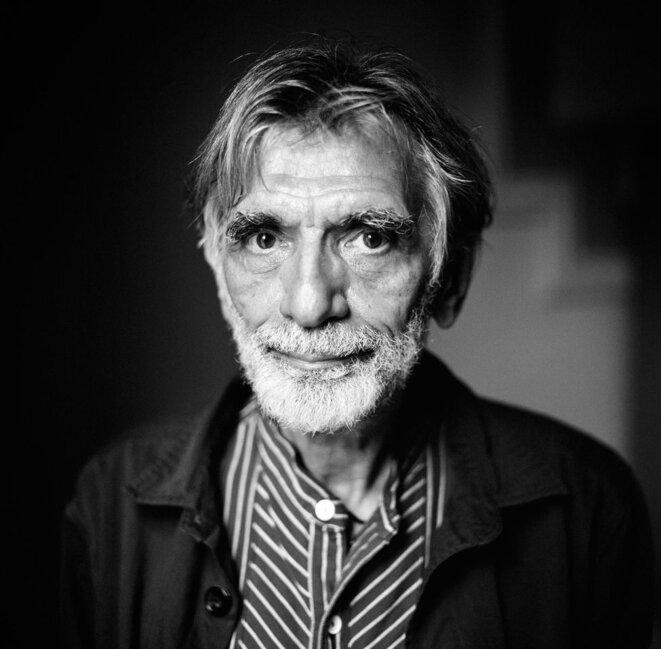 Edmond Baudoin © Zazzo, pour Libération