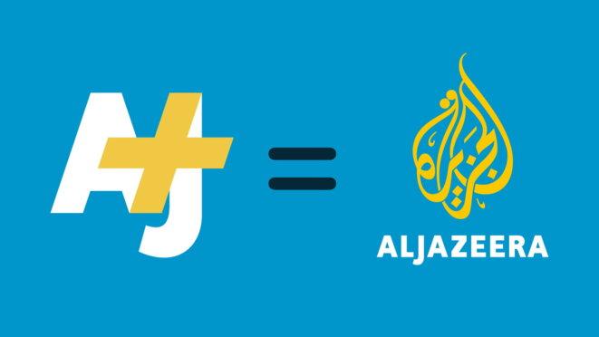 AJ+ français outil propagande Qatar